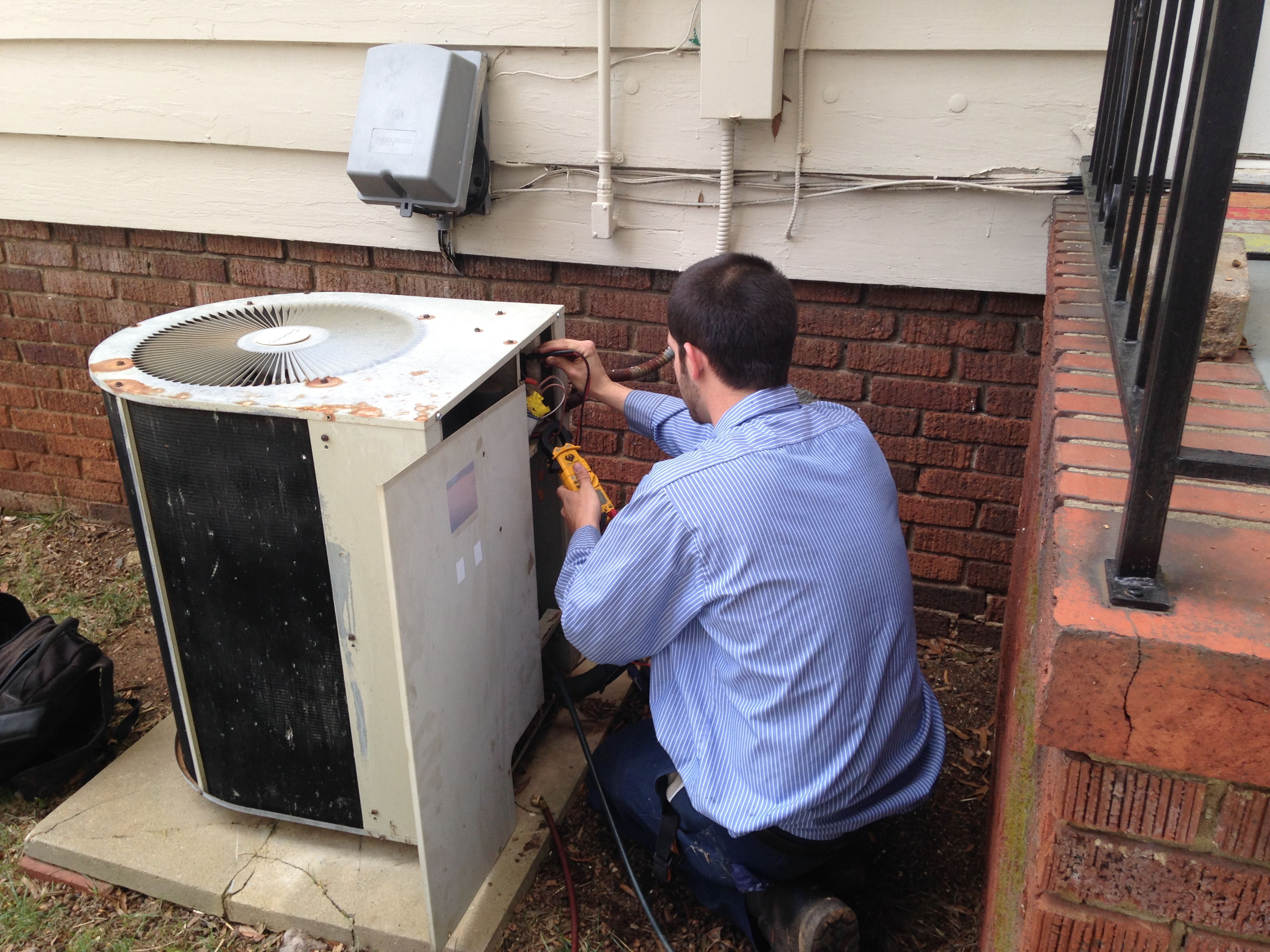 heat pump repair - charlotte nc -