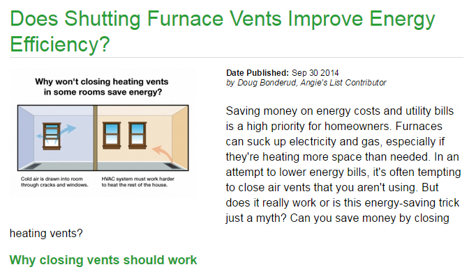 Help Offset Hvac Repairs In Charlotte By Keeping Your