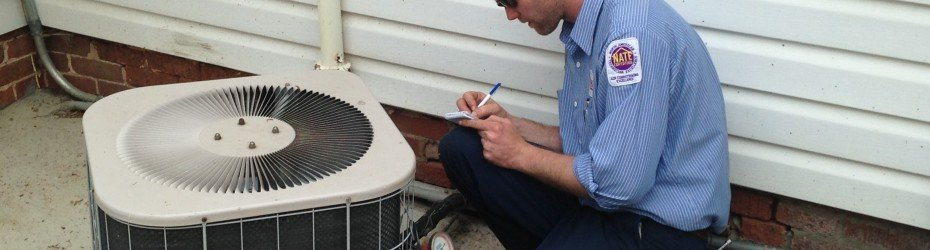 Heating and Air maintenance Plan